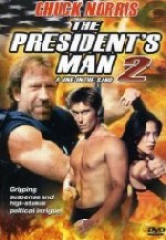 'The President's Man: A Line in the Sand.'
